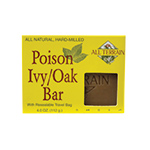 All Terrain Bar Soaps Poison Ivy/Oak 4 oz.: K
