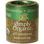 All-Purpose Seasoning Salt Free Cert. Organic 0.42 oz: K