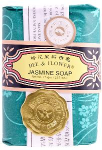 Jasmine Traditional Scent Bar Soap 2.65 oz: K