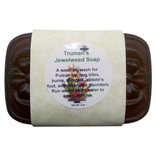 Jewelweed Anti-Itch Soap 4 oz: HH