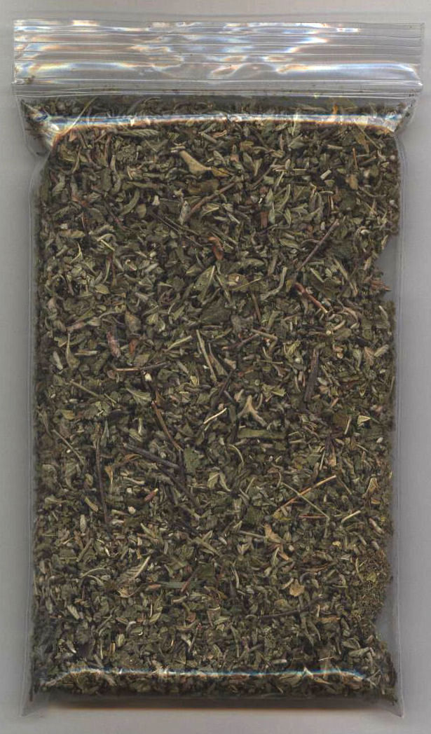 Damiana Leaf Whole (Turnera diffusa; 5.43 lb) 10 tons (22000 lbs): RF
