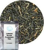 Jasmine Silver Flowered Green Tea 1 lb: V (Special Order)