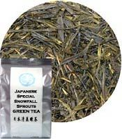 Japanese Special / Snowfall Sprouts Green Tea 1 lb: V (Special Order)