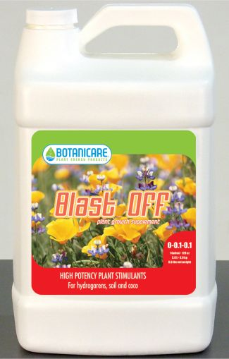 Blast Off Plant Growth Stimulant 5 Gallon 55 Gallon Drum: