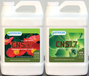 CNS17 (Commercial Nutrient System) Coco & Soil Formula Bloom 55