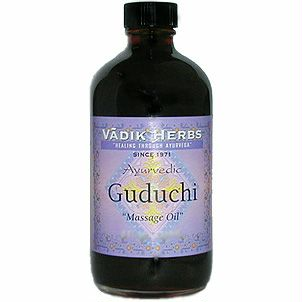 Guduchi Massage Oil 1 gallon: B