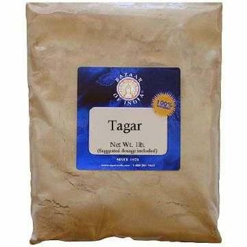 Valerian Root Powder (Tagar; Valeriana officinalis) 8 oz: B