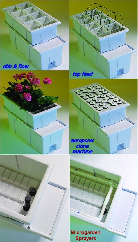 Microgarden Complete Aeroponic System: A