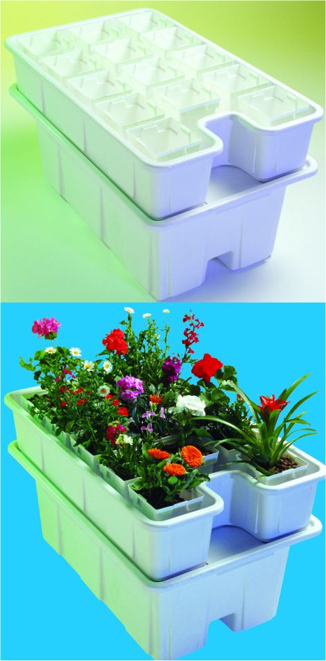 Turbogarden Complete Ebb & Flow System: A