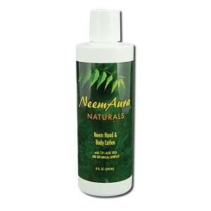 Neem Hand & Body Lotion, 8 fl. Oz: C