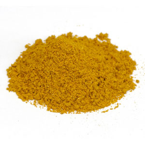 Curry Powder saltless, (25 lbs earns 15% refund) 1 lb: C