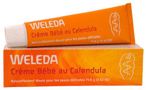 Calendula Baby Cream 2.7 oz: C